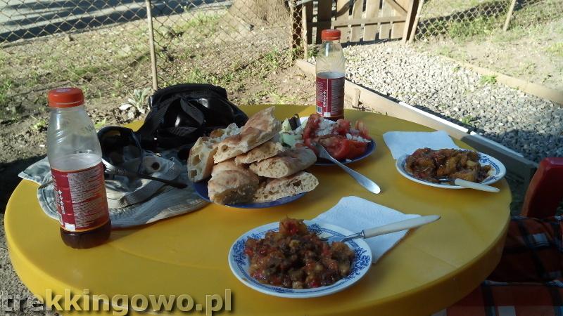 swojskie jadło droga Mestia trekkingowo.pl