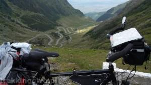 Rumunia, czy nadal dzika transfogaraska 1 trekkingowo