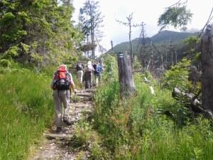 UCPA randonnée trekking tatras slovaquie carpates
