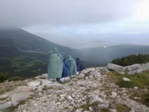 Les hautes tatras en randonnée liberté