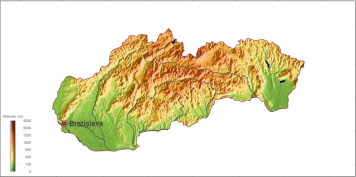 La Slovaquie est composée à 80% de montagne