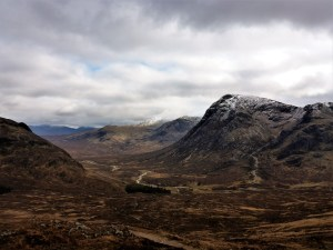 The West Highland Way, Scottland