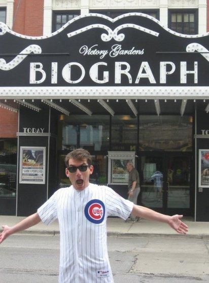 Steve succeeded in making Micah a Cubs fan