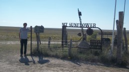 Mt Sunflower, Kansas's high point