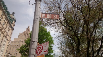 Central Park at 88th Street West