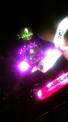 Best concert I've EVER been to. Coldplay! *June 2012*