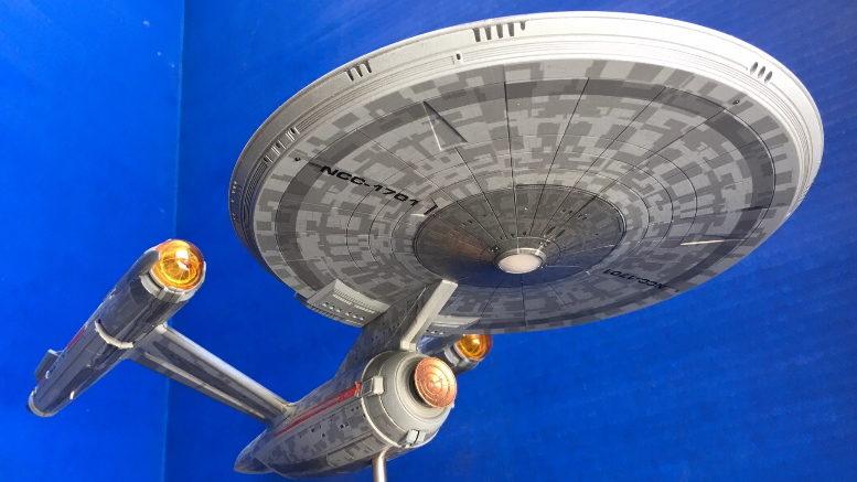 discovery uss enterprise model