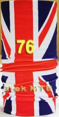 Buff Bendera inggris76 ( 1 STOK)