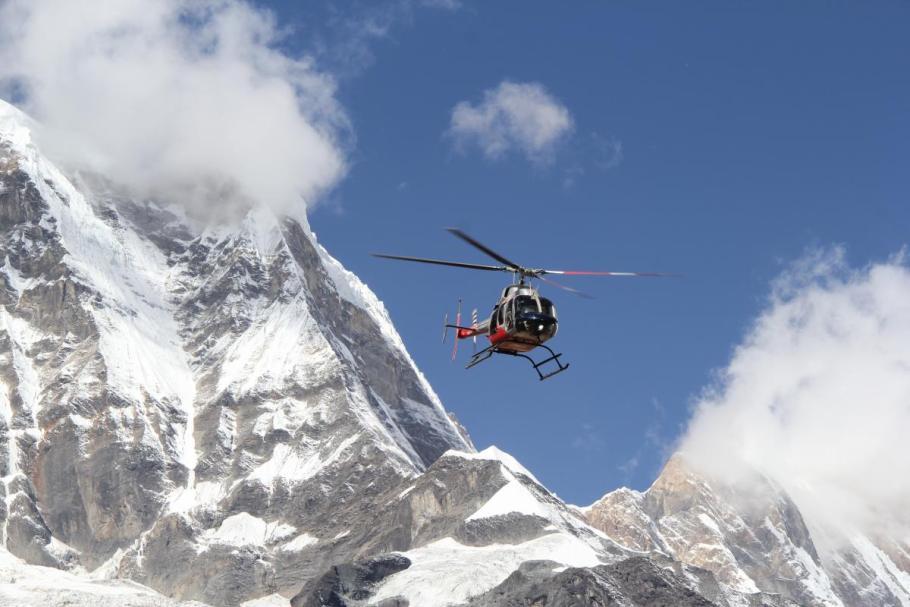 Heli Tour-Annapurna3