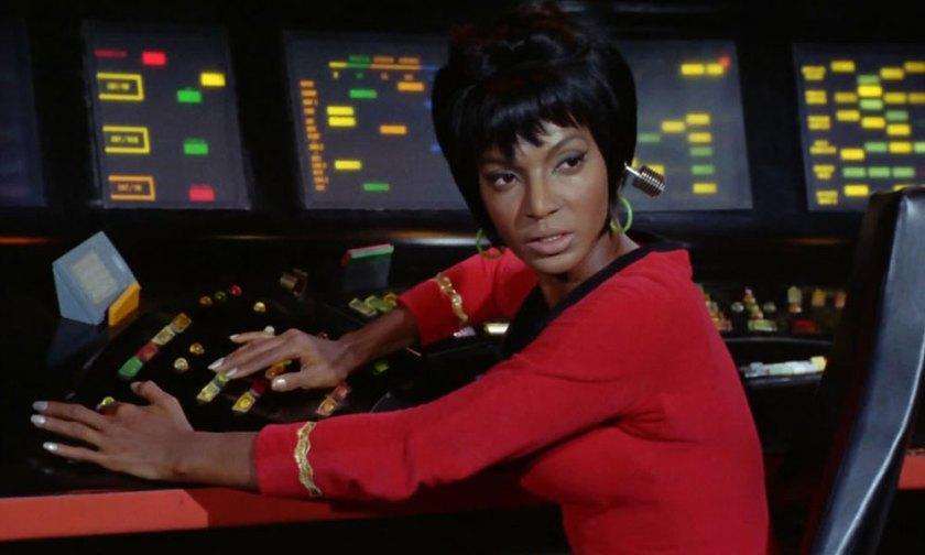 Nichelle Nichols as Uhura on Star Trek: The Original Series | TREKNEWS.NET  | Your daily dose of Star Trek news and opinion
