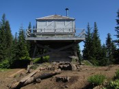 Devils Lookout fire lookout