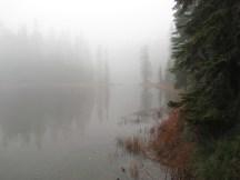 Lake Chenamus Indian Heaven
