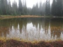 Lake Marilee in Indian Heaven.