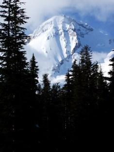 Mt Hood Cooper Spur side.