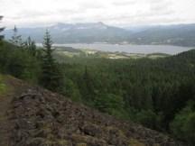 View of Cascade Locke.