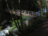 Bridge over Herman Creek