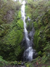 Lovely unnamed waterfall