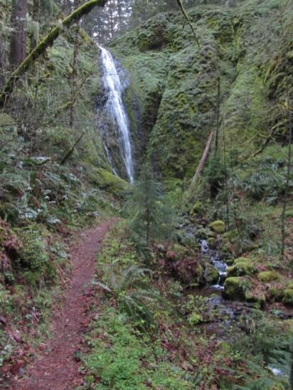 Slide Cr. Falls