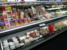 Fresh prepare at the Deli Counter