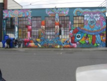 ABZs by Derek Yost - SE 10th and Taylor