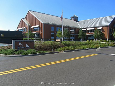 Port of Kalama Headquaters