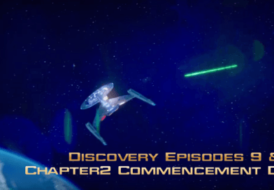 Discovery Episodes 9 & 10, Chapter 2 Commencement Date