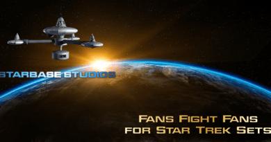 Fans Fight Fans for Star Trek Sets