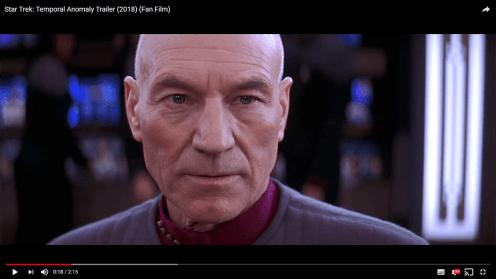 "(Paramount) Picard ""Star Trek: First Contact"""
