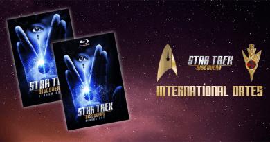 Star Trek Discovery Goes International – MORE Pre Order Links Added