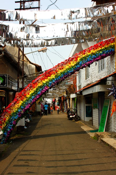 The Rainbow of Kochi