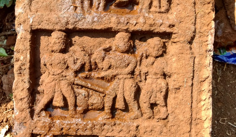 Discovering glories of ancient wars in dusty villages