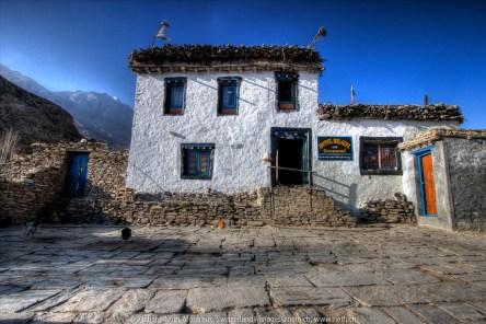 Lodge in Syanboche (Shyangbochen) | Lodge à Syanboche (Shyangbochen)