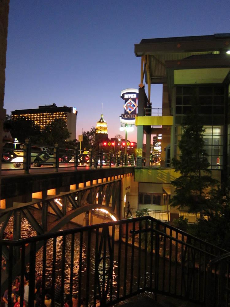 San Antonio River Center