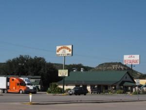 Texas Road Stop