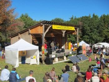 The Garlic & Arts Festival