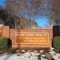 Martin Luther King National Historical Site