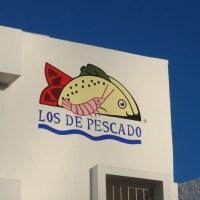 Los De Pescado - yummy fish tacos!