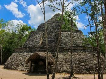 Visit Coba Mayan Ruins for Less