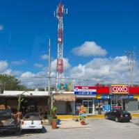 Oxxo in Tulum