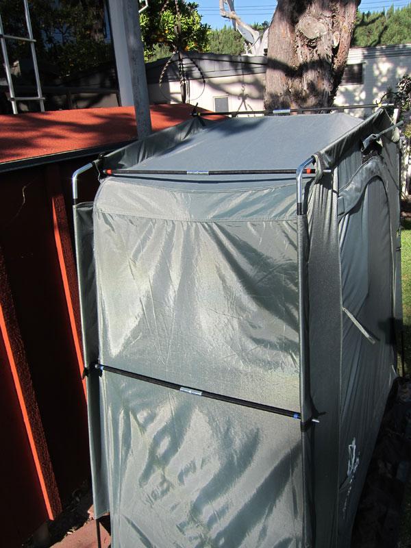 YardStash II Side View