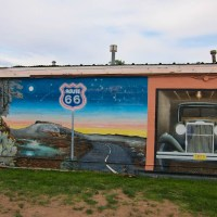Tucumcari Mural
