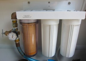 RV Water Filtration Systems
