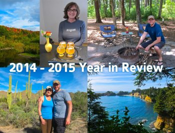 Catching Up: July 2014 – July 2015