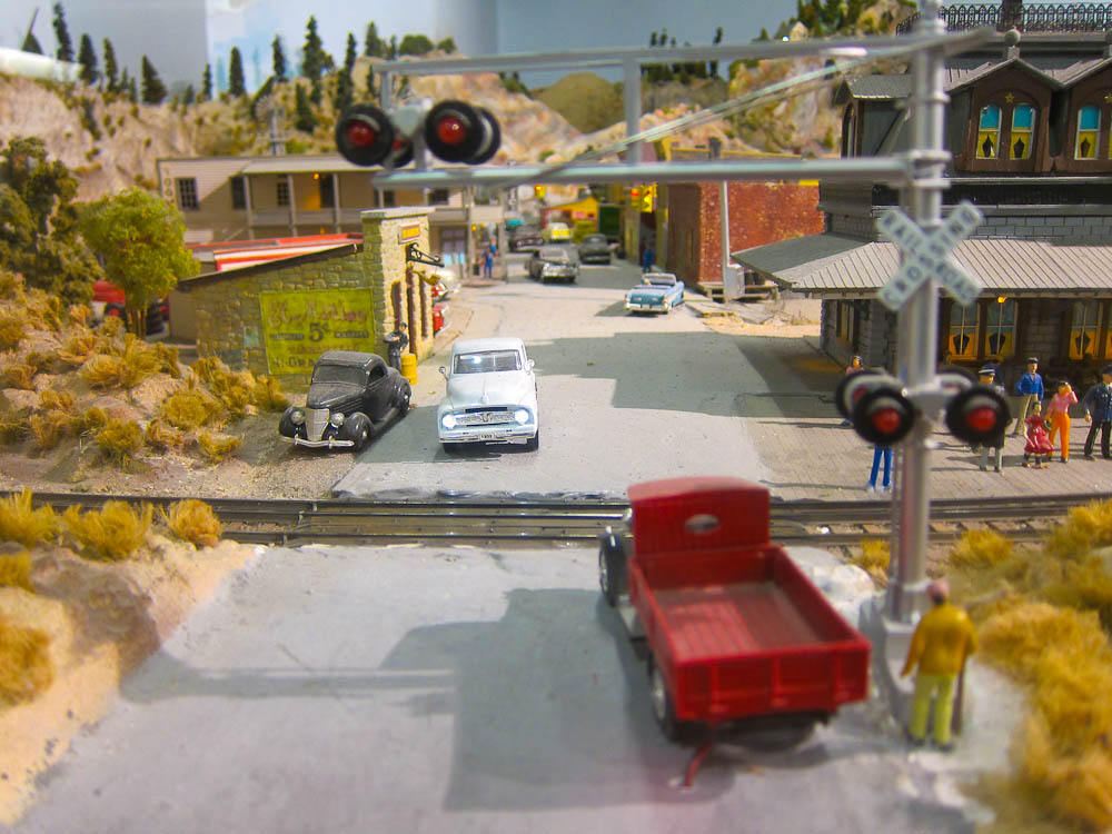 Model Railroad Museum in Balboa Park