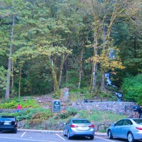 Wakeena Falls Parking