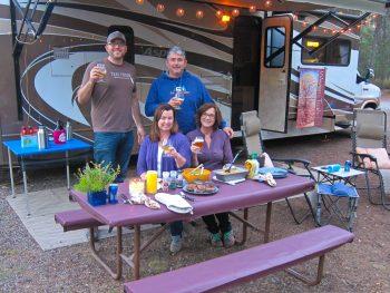 Rich, Shanon, Dave, & Kathy