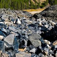 Chunks of Obsidian