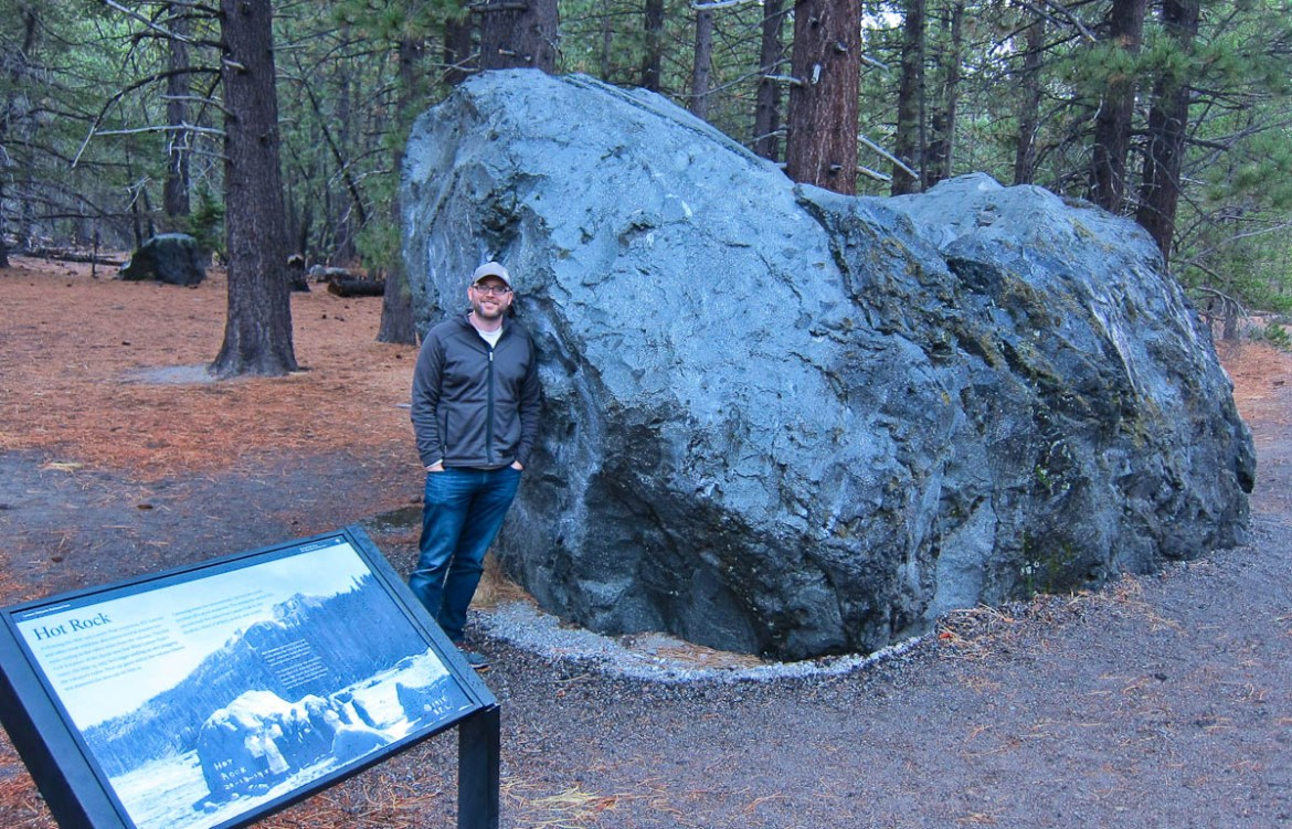 Rich with the Hot Rock (no longer hot)