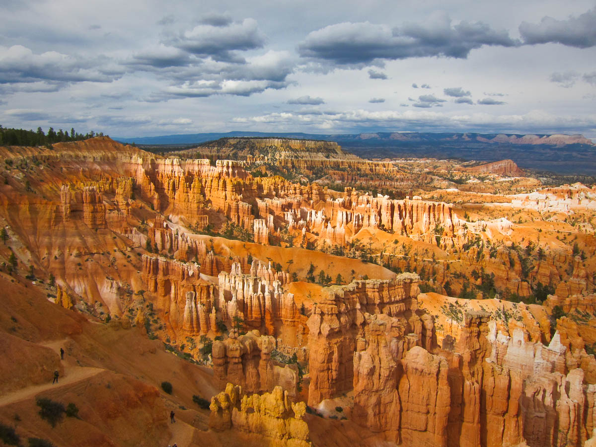 Bryce Canyon from the Sunrise View Point