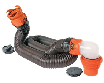 Camco Rhinoflex Sewer Hose Kit Review